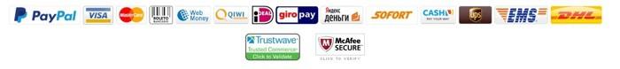 Formy płatności na Banggood.com