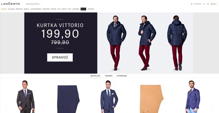 6c2c727f78976 → Lancerto - opinie oraz ceny w 2019. Czy warto kupić garnitury?